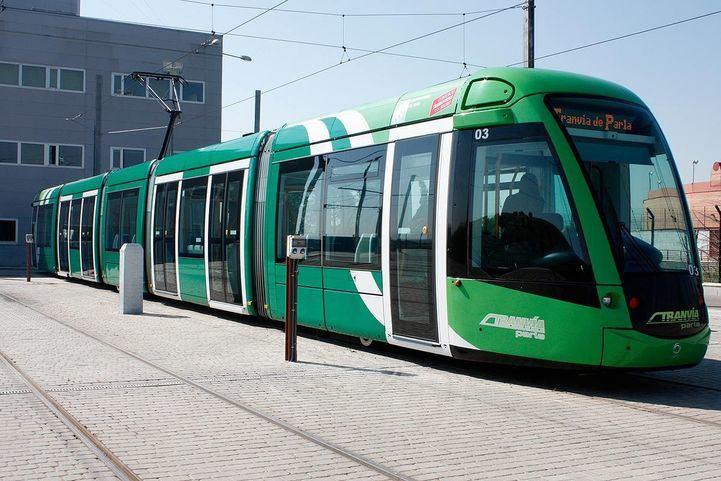 El juicio por la financiación del tranvía de Parla, el 20 de mayo