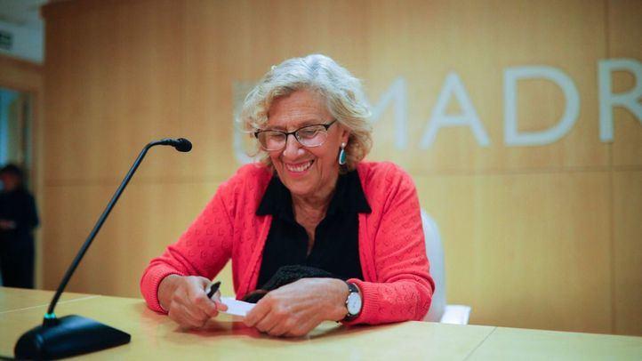 Sin sorpresas y sin Rodríguez: la lista definitiva de Carmena