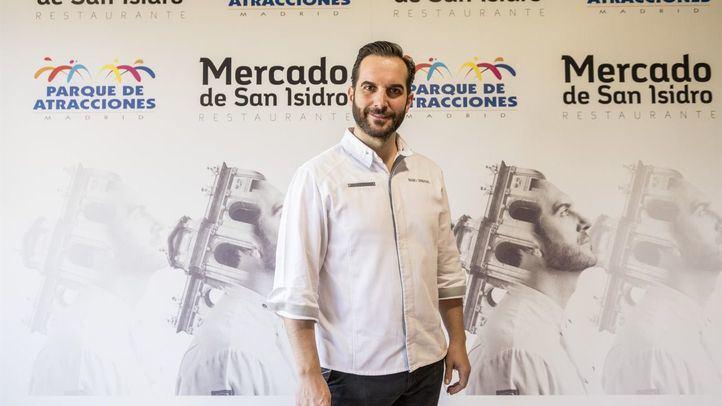 Por primera vez un reconocido chef como Mario Sandoval elabora la oferta gastronómica para un parque de ocio y entretenimiento.
