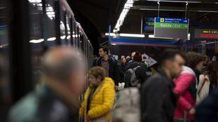 Las líneas pares de Metro, afectadas este sábado por los paros