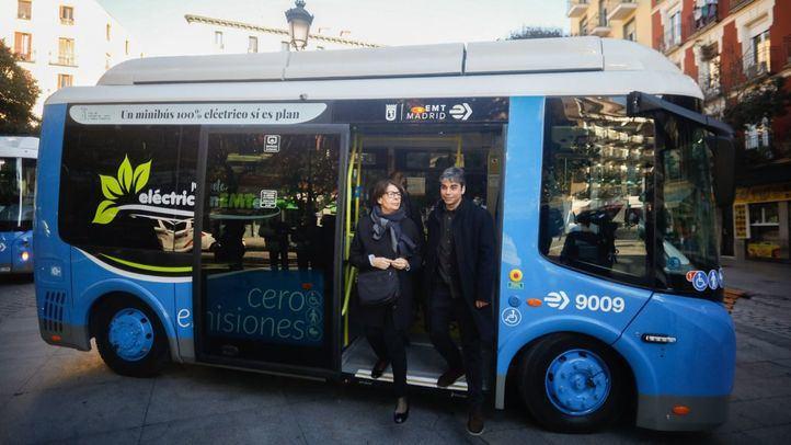La EMT comprará más de 500 buses en dos años para completar una flota 100% 'eco'
