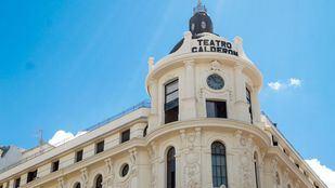 Teatro Calderón de Madrid.