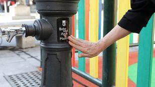 El Ayuntamiento retrasa a 2020 la instalación de 139 fuentes