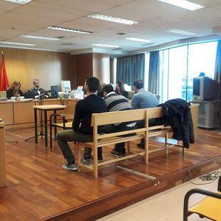 La Audiencia estudiará el ingreso en prisión de 'La Manada' de Villalba