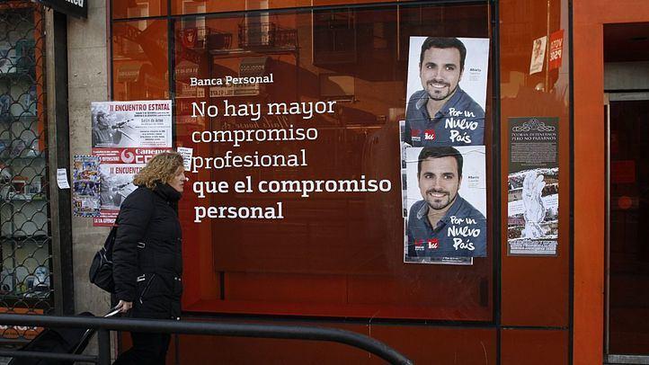 Carteles elecciones 20D del 2015.