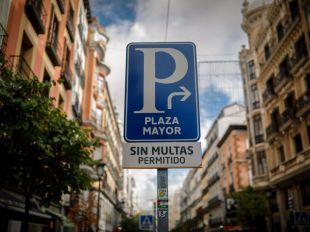 Una tarjeta prepago para los parkings de Madrid Central