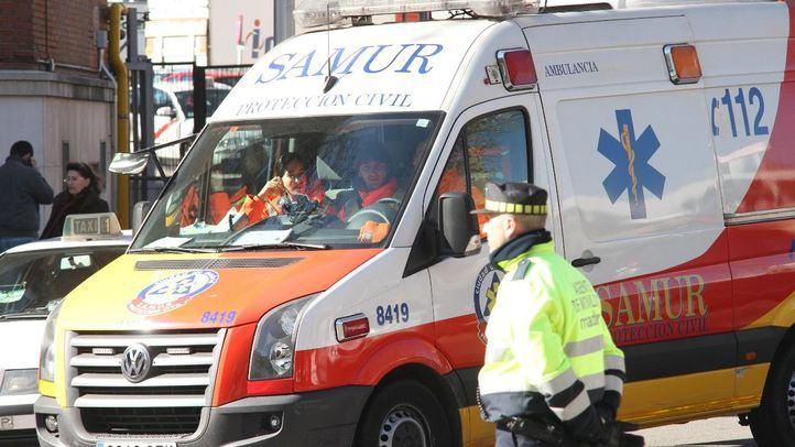 Un joven de 20 años ha resultado herido tras recibir un disparo en Vallecas