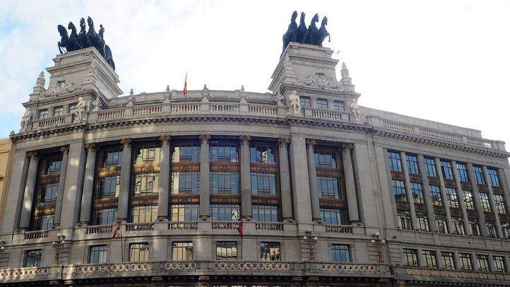 Abre sus puertas el 'edificio de las cuadrigas' de la calle Alcalá