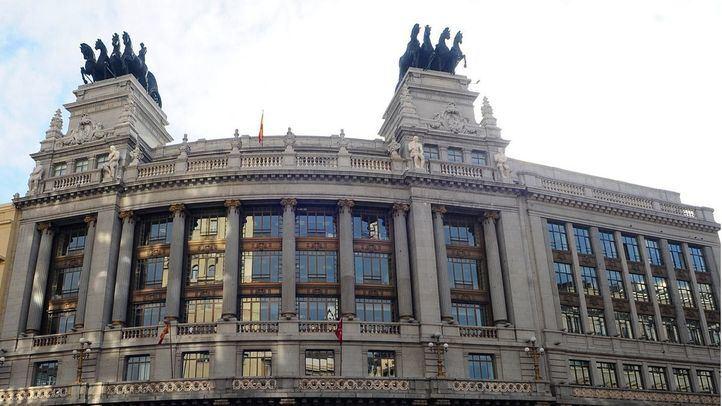 El edificio es la actual sede de la Consejería de Medio Ambiente de la Comunidad de Madrid.