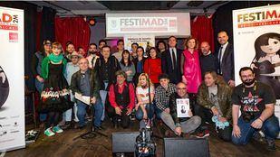 El viceconsejero de Cultura, Turismo y Deportes, Álvaro Ballarín, ha participado hoy en la presentación del FESTIMAD2M que ha tenido lugar en el icónico Café Berlín de Madrid.