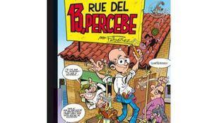 Portada de la edición integral de '13, Rue del Percebe' de Ediciones B