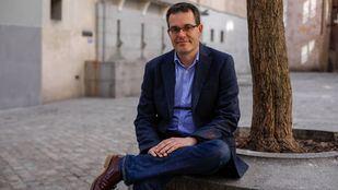 Chema Dávila, candidato a las primarias del PSOE a la Alcaldía de Madrid.
