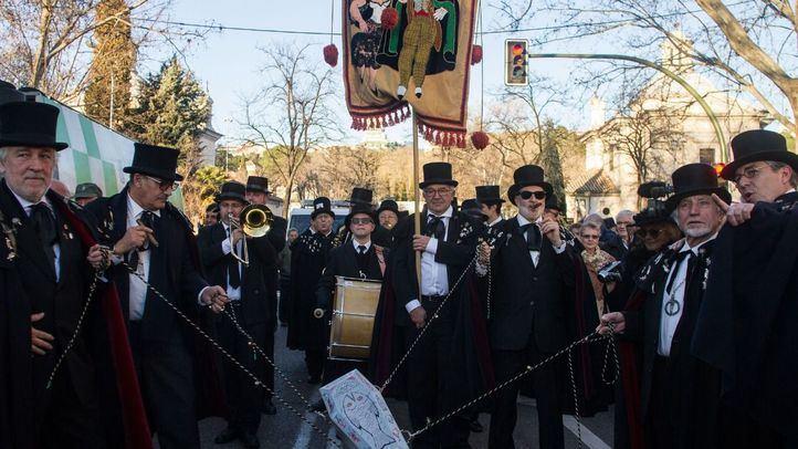 El entierro de la sardina pondrá punto y final al Carnaval.