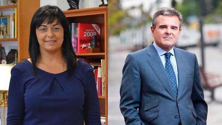 Los alcaldes Maria Luz Lastras (PSOE) y Narciso de Foxá (PP) debatirán esta tarde en Com.Permiso.