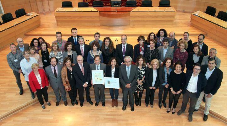 Alcobendas revalida el Sello de Excelencia Europea EFQM 500+