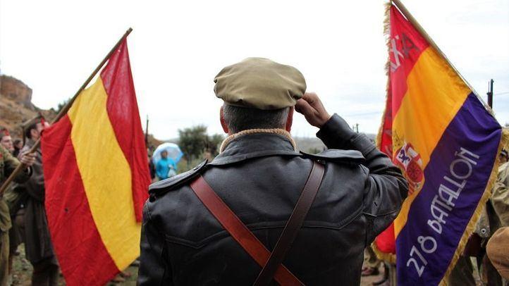 Morata de Tajuña recuerda la Batalla del Jarama