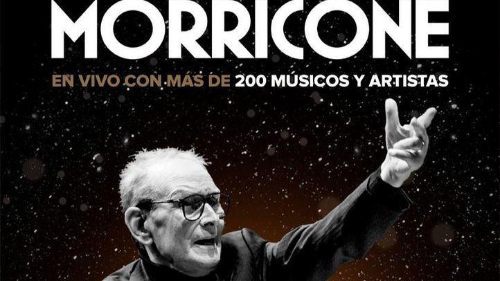 Ennio Morricone dará un segundo concierto en Madrid