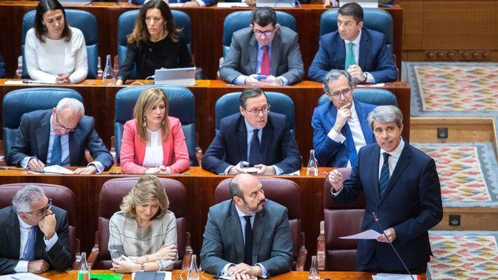 La Asamblea apura sus últimas sesiones para aprobar leyes en un Pleno marcado por el 8-M
