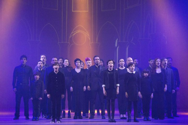 'Los pilares de la tierra' se convertirán en un musical