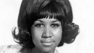 La cantante y activista Aretha Franklin.