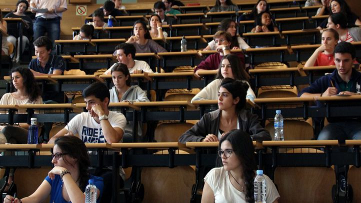 Las primeras universitarias, maestras en no dar un paso atrás