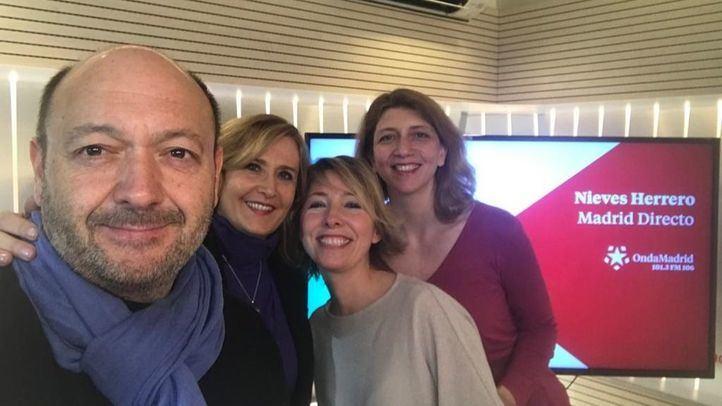 La directora de Madridiario, María Cano, y la periodista de La Razón, Nuria Platón, estarán esta tarde en Com.Permiso
