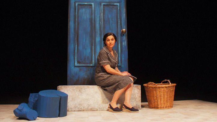 Representación teatral de El Notario en el teatro Alcázar.