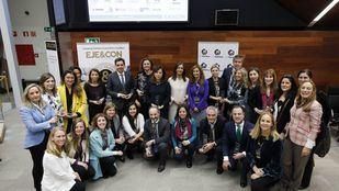 En un acto con motivo del Día Internacional de la Mujer