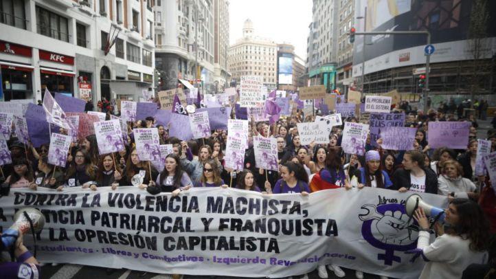 Varias manifestaciones calientan el ambiente previo a la gran marcha