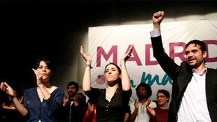 Isa Serra (Podemos) quiere una Comunidad feminista...