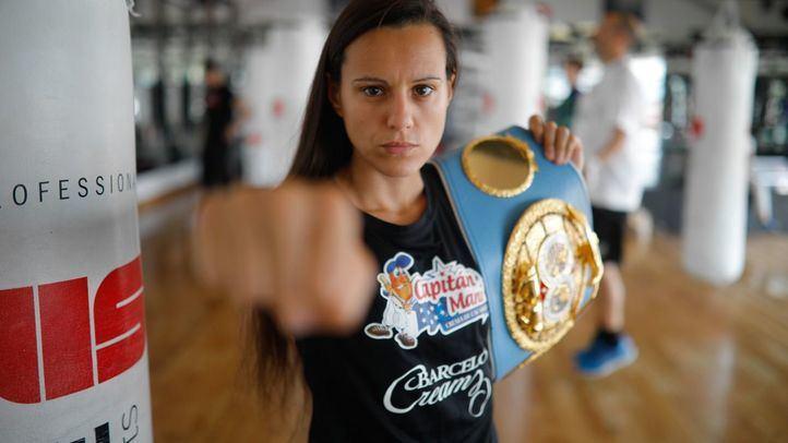 La madrileña Joana Pastrana se ha proclamada campeona del mundo de boxeo por tercera vez.