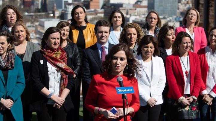 El PP va desgranando sus cabezas de lista para todos los municipios madrileños.