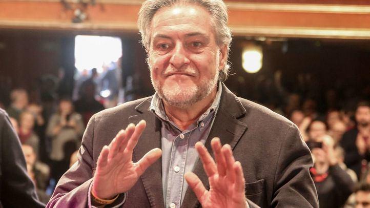 Pepu Hernández es ya el candidato socialista a la Alcaldía de Madrid