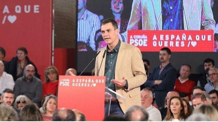 Sánchez ha abierto la puerta a reconocer el derecho a la eutanasia si logra una mayoría suficiente tras las elecciones generales.