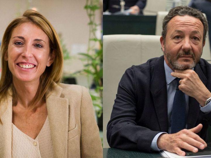 Silvia Saavedra e Íñigo Henríquez de Luna, en Onda Madrid