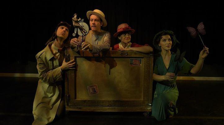 Sueño Lorca o el sueño de las manzanas, Baraka Teatro.
