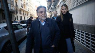 Pepu Hernández,  candidato del PSOE al Ayuntamiento de Madrid.