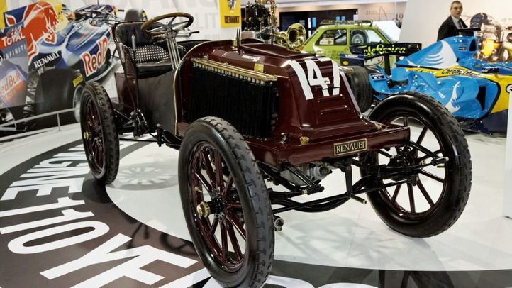 Se matricula el primer coche de Madrid