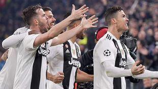 Cristiano Ronaldo hunde al Atlético... y a Florentino Pérez
