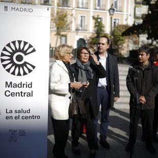 Las multas de Madrid Central, a partir del sábado