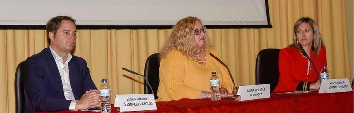 Torrejón celebra la jornada 'Justicia para Sandra Palo' dentro de la Semana de la Mujer