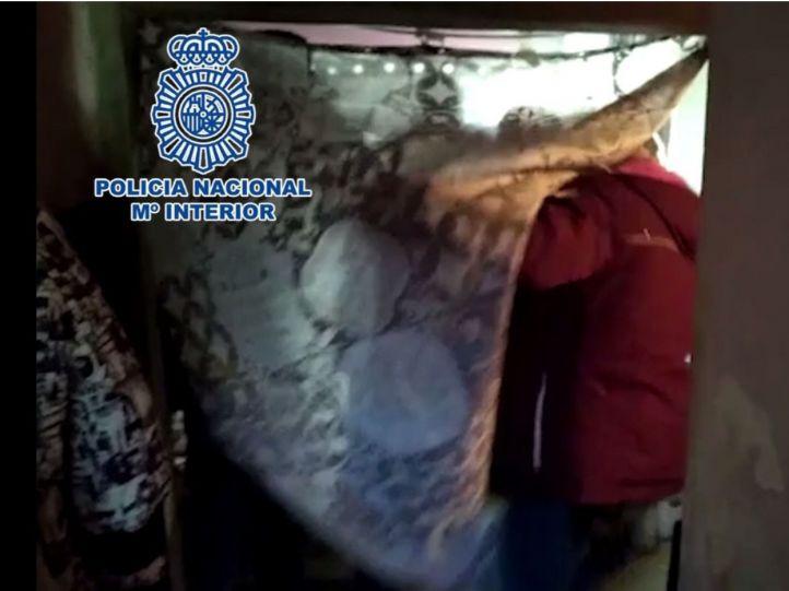 Desmantelados cuatro narcopisos en Alcalá de Henares, San Blas y Fuencarral