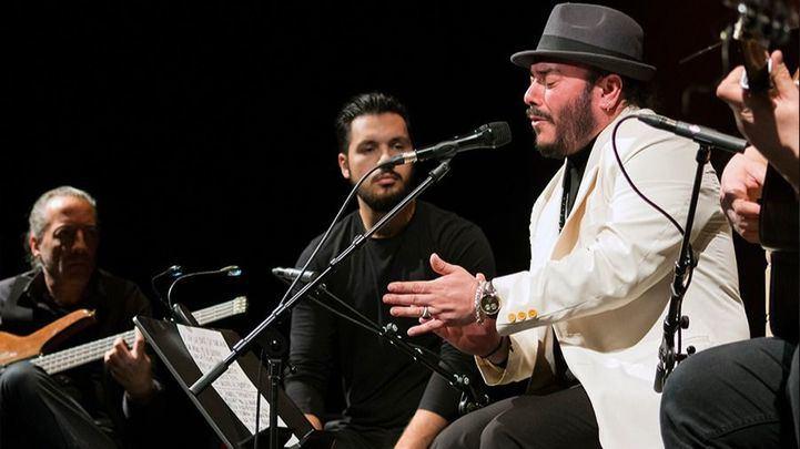 El artista flamenco Ingueta Rubio, a todo volumen en Onda Madrid