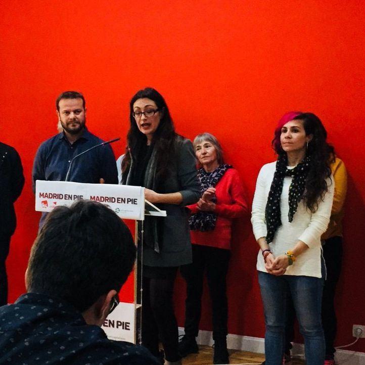 IU Madrid y los 'anticapis' se alían en la región a la espera de Podemos