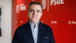 José Manuel Franco, diputado en la Asambea de Madrid y secretario general del PSOE de Madrid.