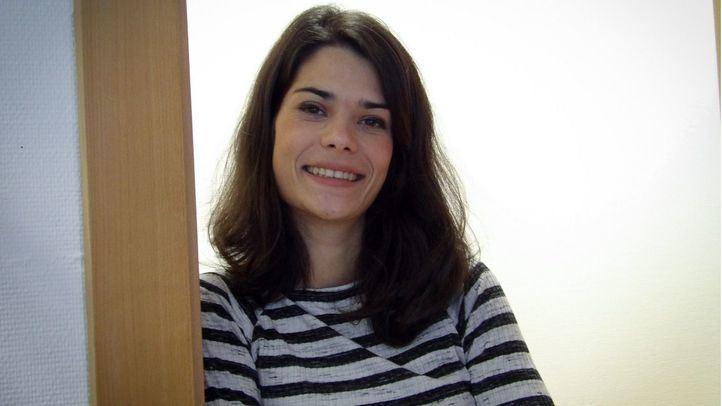 Isabel Serra, candidata oficial de Podemos a las primarias.