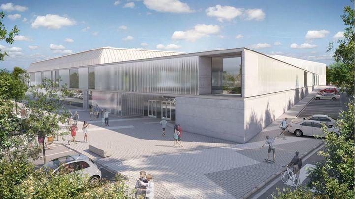 Casi seis millones de euros para remodelar las instalaciones deportivas de Collado Villalba