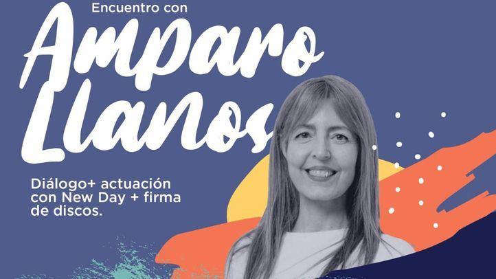 Inaugurado el ciclo 'Mujeres y Notas', con Amparo Llanos como primera invitada