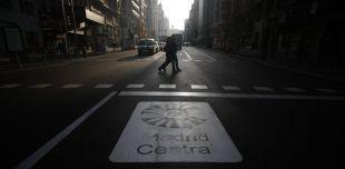 Abogados y profesionales sanitarios: las últimas excepciones de Madrid Central
