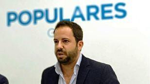 Rubén Maireles, expresidente del PP de Getafe.